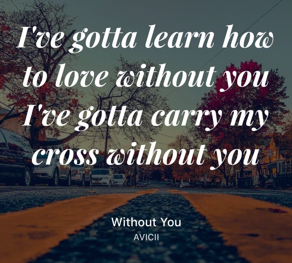 Without You Avicii Song Lyrics Without You Avicii Lyrics