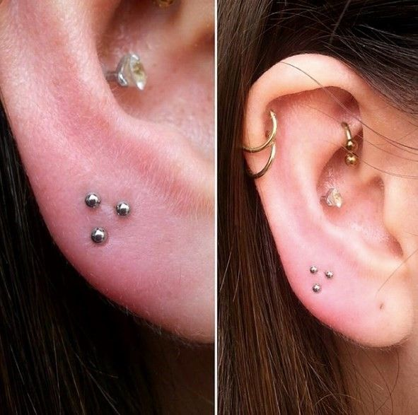 Curated ears and more of the biggest piercing trends for 2020