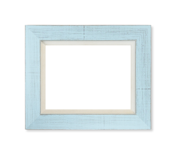 tabletcouture.com Sky Blue Distressed Frame for iPad® or other ...