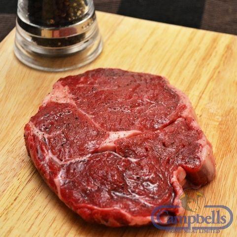 Aberdeen Angus Rib Eye Steak Our certified Aberdeen Angus steaks are ...