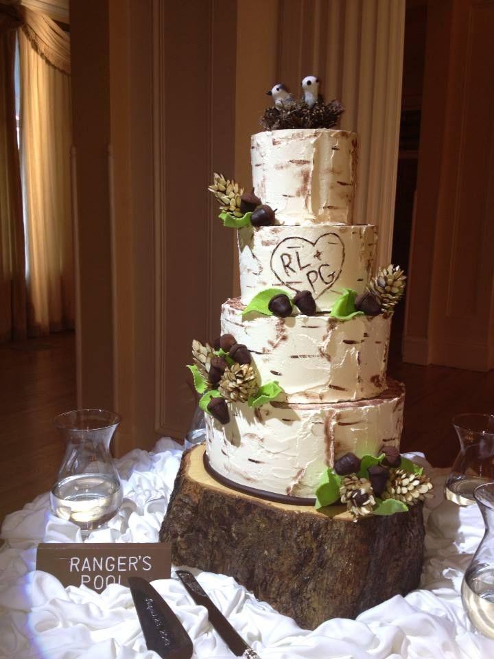 Cute campy cake