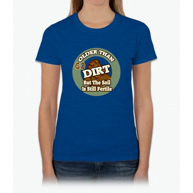 60th Birthday Womens T-Shirt