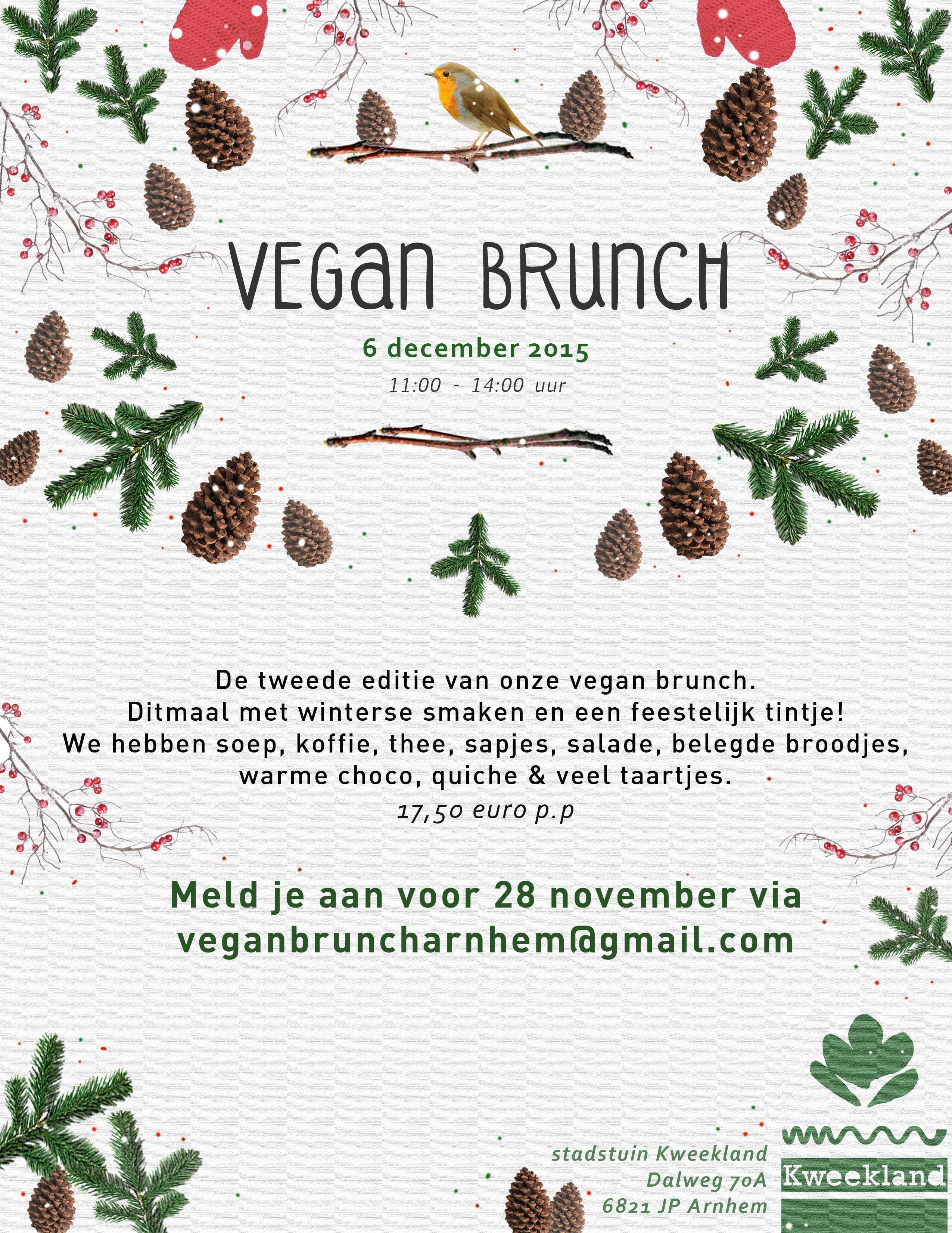 vegan brunch part deux | we vieren het toch