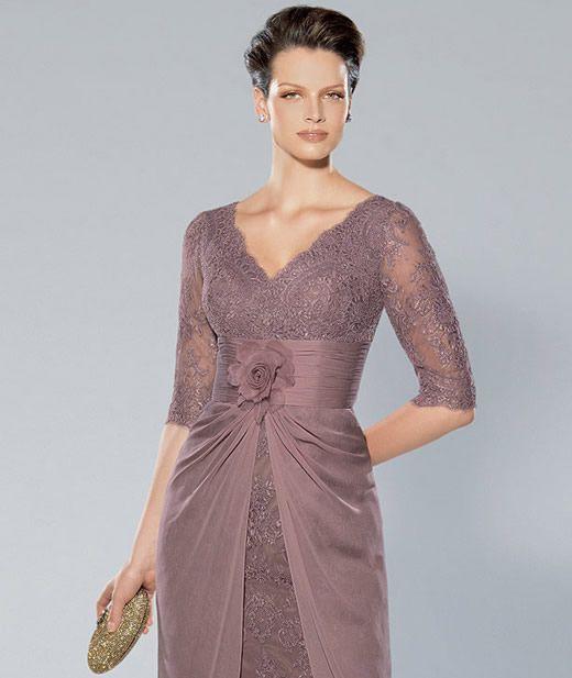 b3ff83293f8e vestidos de festa para maes dos noivos 1 | modelos de escada para ...
