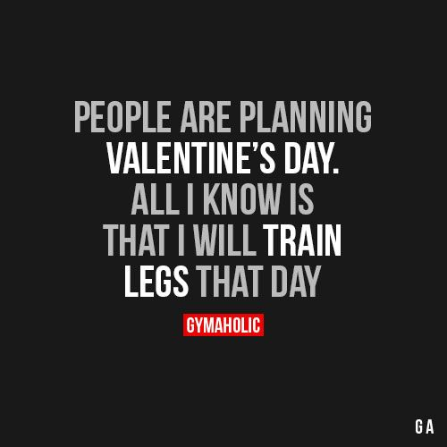 People Are Planning Valentine S Day Gym Humor Gym Quote Fun Workouts