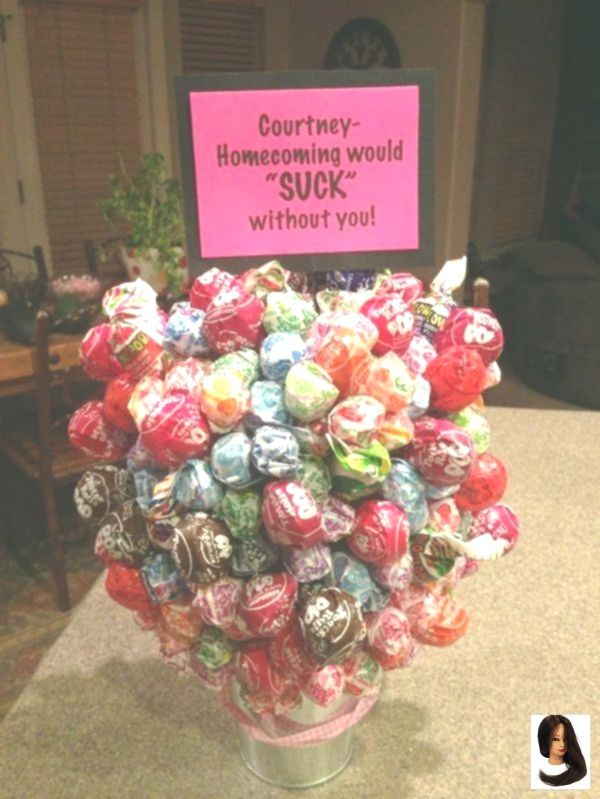 #asked #creative #Hoco Proposals Ideas roses #homecoming #prom #ways 25 #hocoproposals