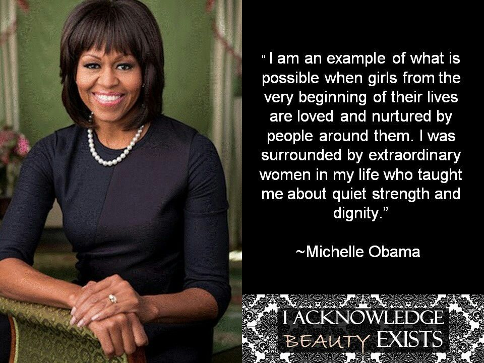 culture michelle obama quotes proud black women