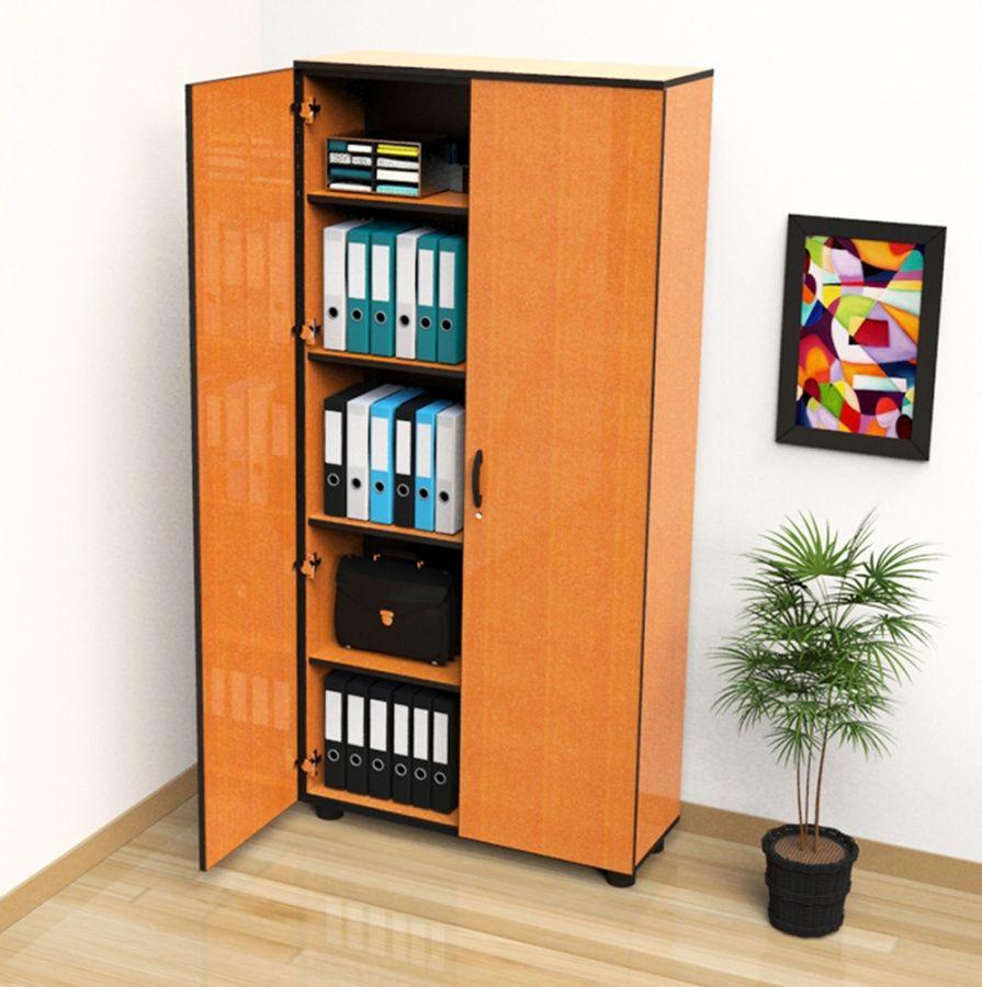 Archivadores Con Puertas Mmpo Muebles Modernos Para Oficinas  # Muebles Silva Bucaramanga