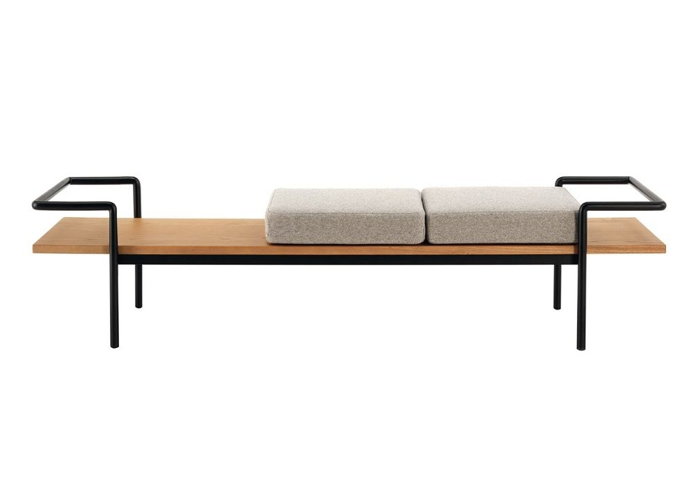 Poltrona Frau Design Bank.T 904 Bench Poltrona Frau In 2020 Daybed Design Furniture