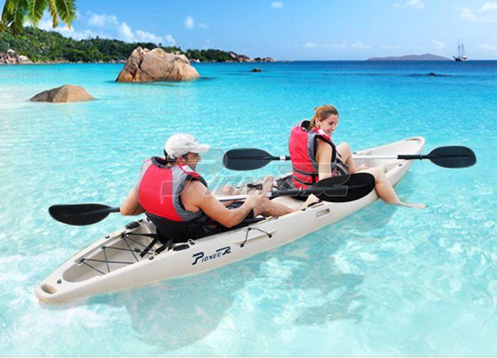 2015 New Design Cheap 2 Person Kayak Sale Kayaking Kayak Guide