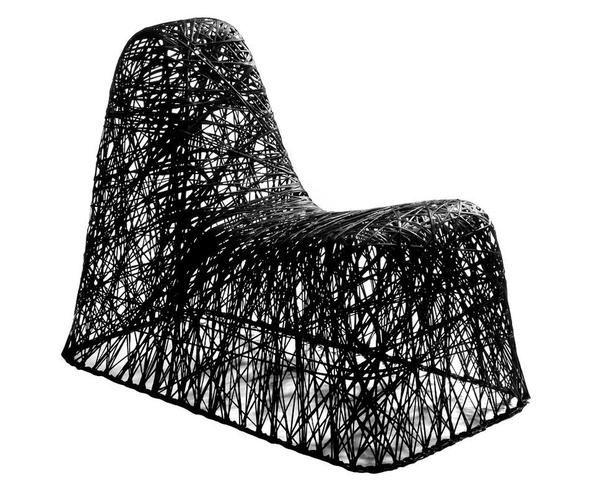 Cette chaise insolite cr e par le fameux designer bertjan pot est issue d 3 - Siege en forme de main ...