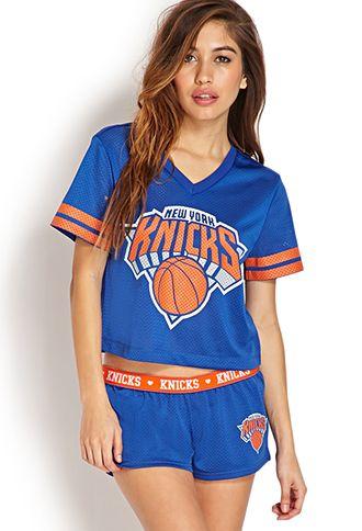New York Knicks Jersey Top  40b3f9f85a