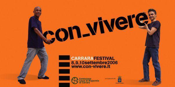 Festival con_vivere 2006 -  Città, territorio, culture