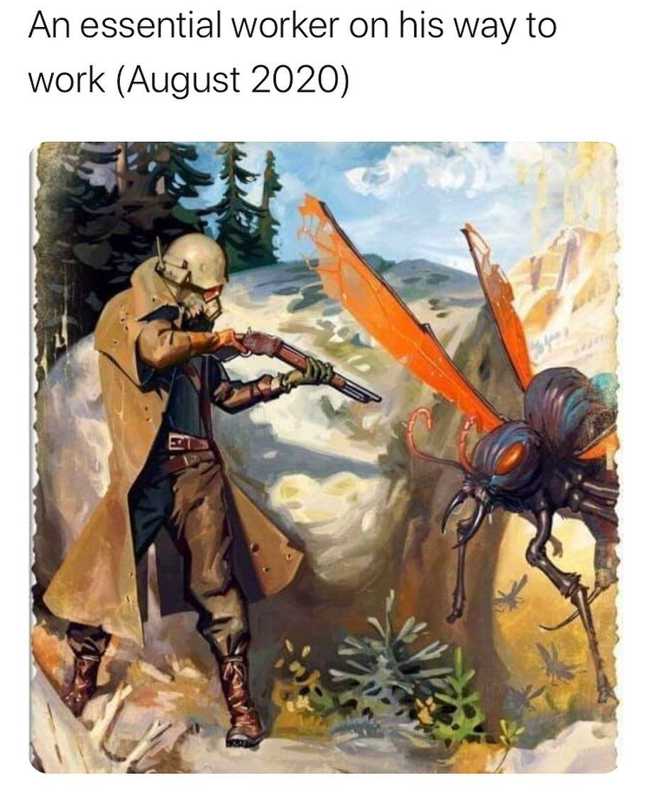 This Summer Is Gonna Be Wild Art By Jacob Briggs In 2020 Work Memes Work Humor Memes