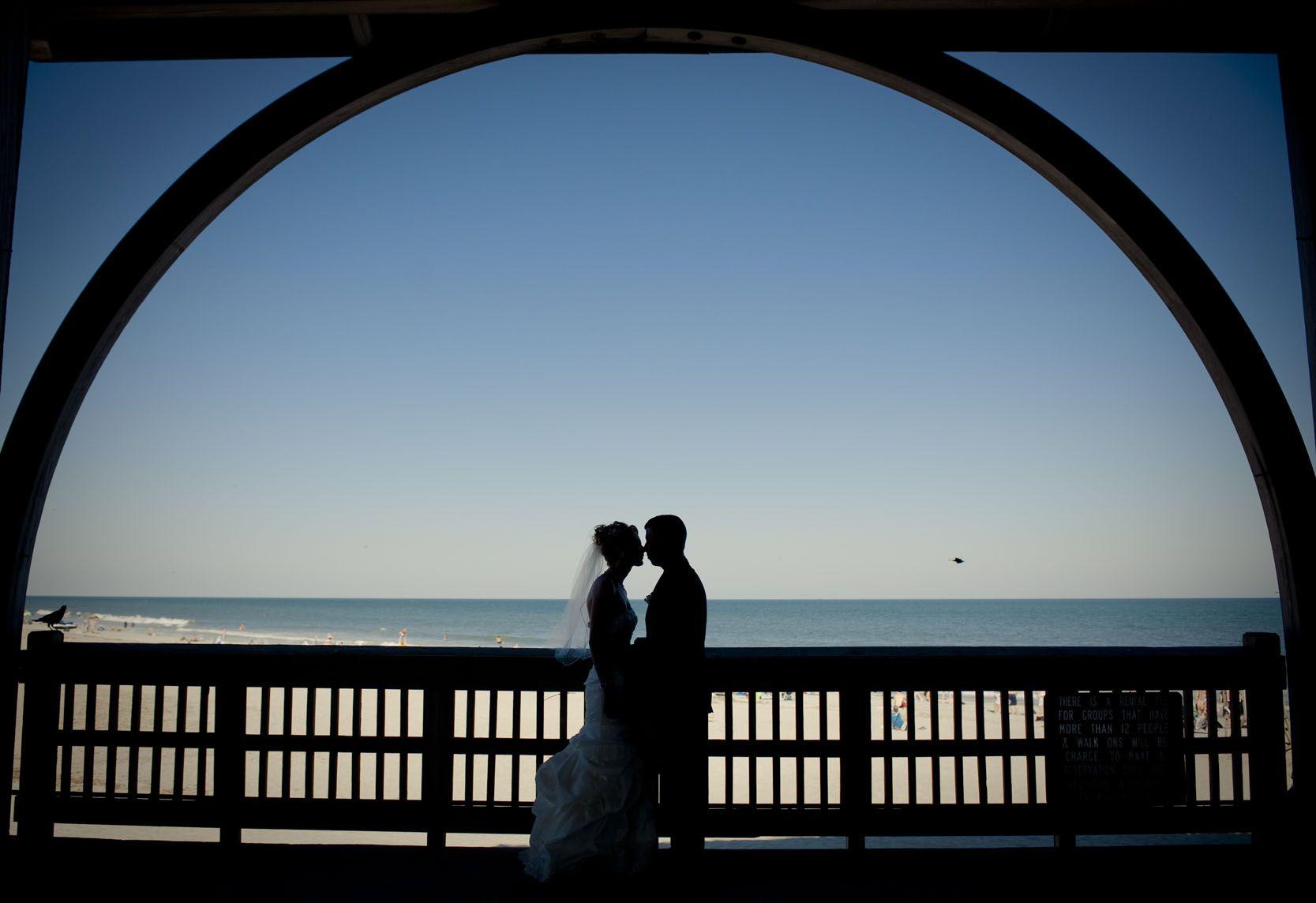Tybee Island Wedding Venues Savannah Beach Pier