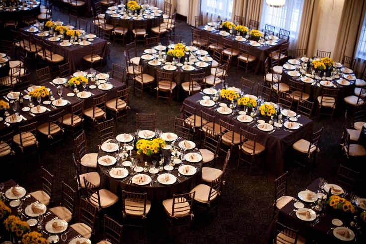 Mixed Tables Wedding Reception - Google Search