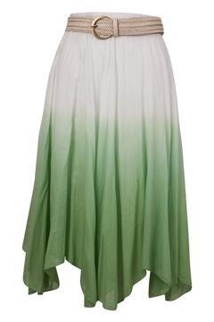 Living Doll Green Tea Skirt