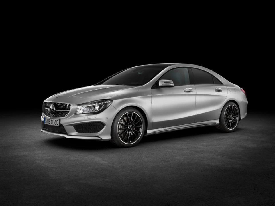 The New Mercedes Benz Cla Combined Fuel Consumption 6 2 6 1