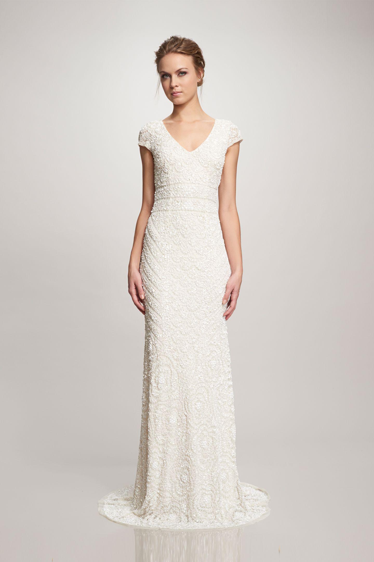 Lilia Bridal Gown @ THEIA Bridal | Wedding | Pinterest | Theia ...