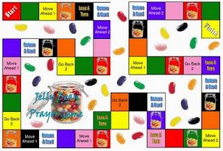 Jelly Bean Prayer- Printable Coloring Story Book For