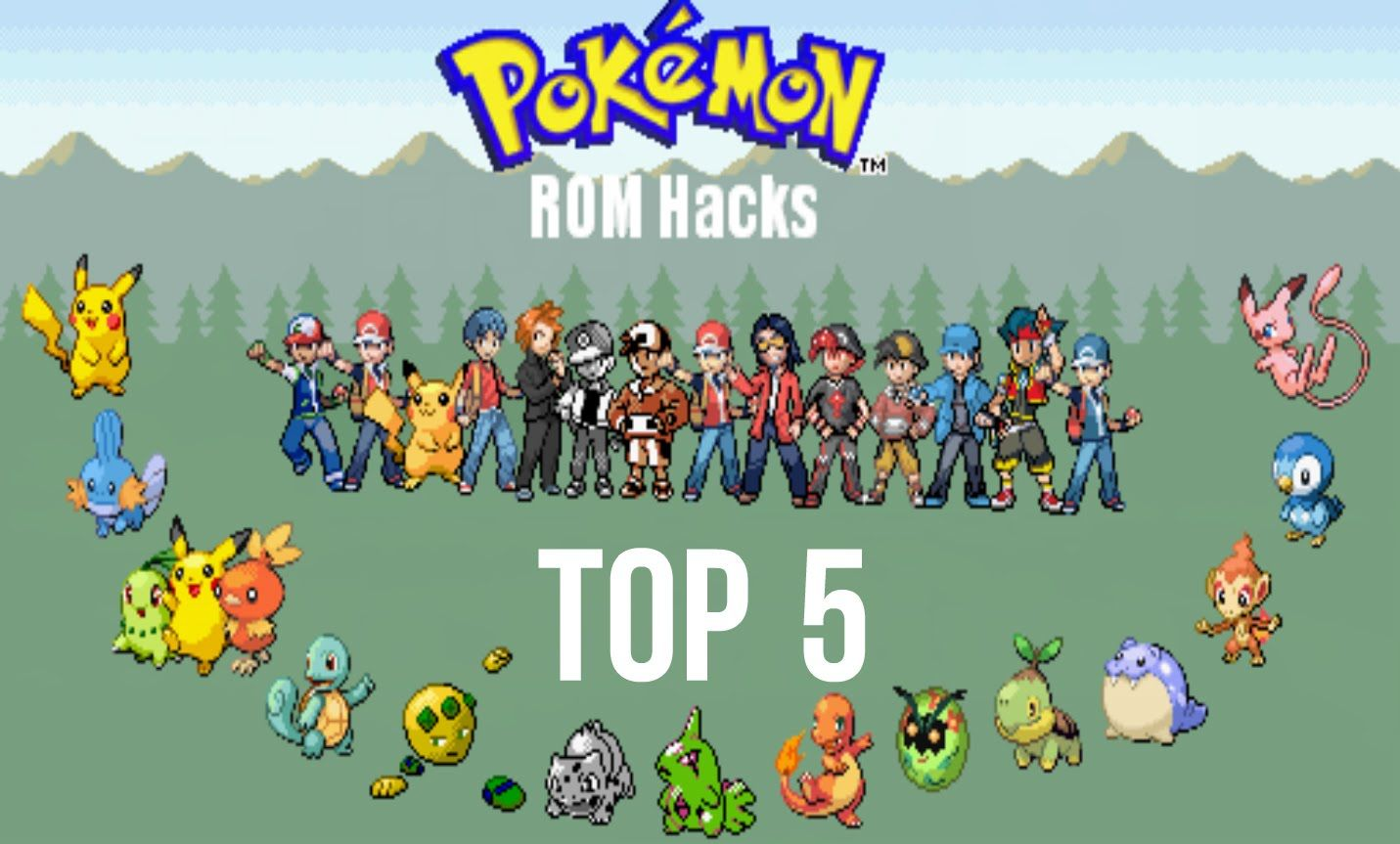pokemon gba rom download for pc