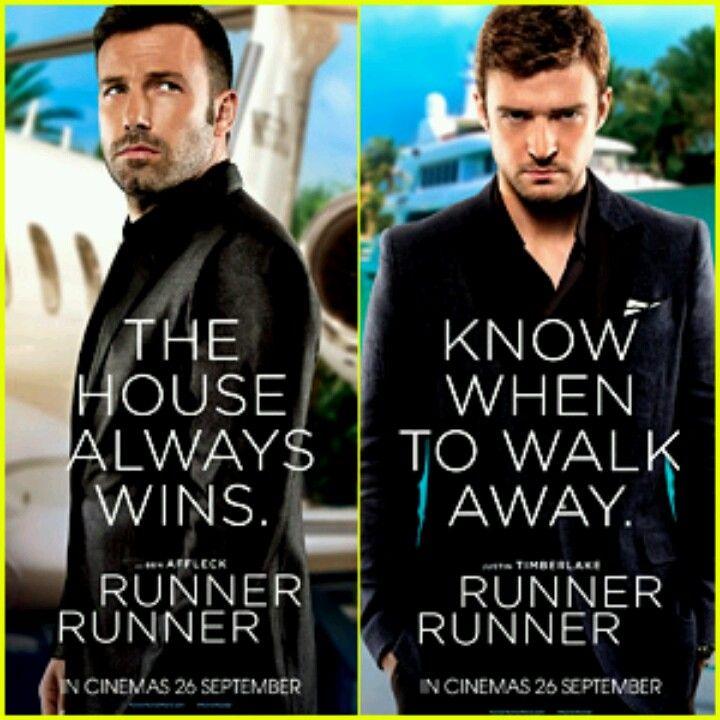 Runner Runner Movies 2013 Ben Affleck And Justin Timberlake Ben Affleck Timberlake Good Movies