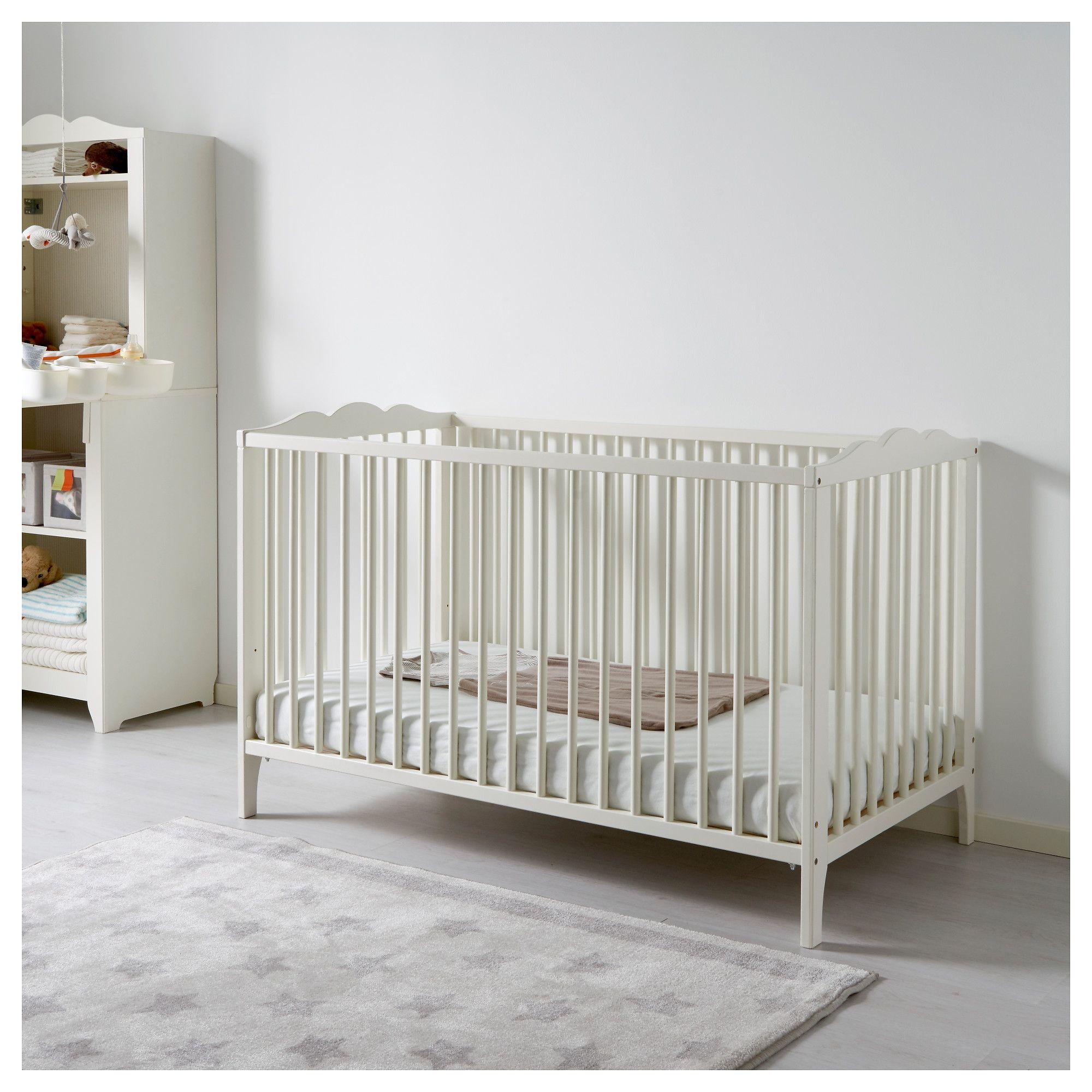 Hensvik Crib  Ikea
