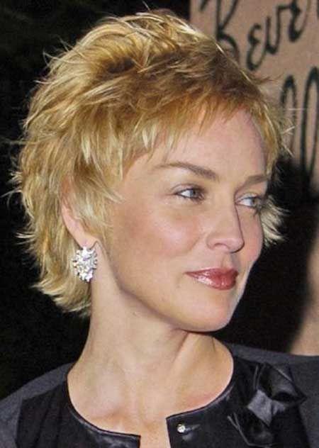 Pictures Of Celebrity Short Hairstyles Frisuren Promi Kurze Haare Kurz Geschnittene Frisuren