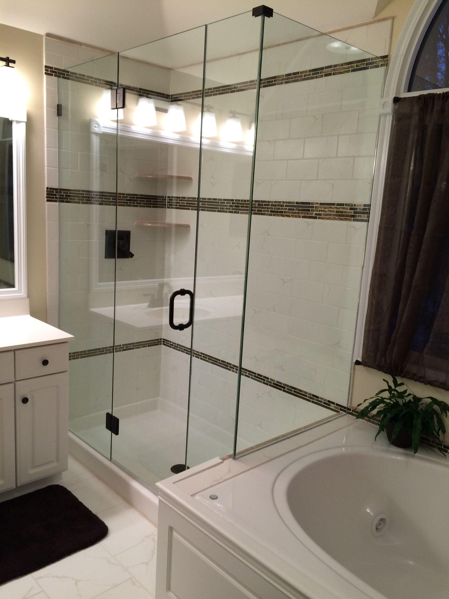 Cincinnati Glass Contractors Llc Shower Doors Bathroom Design Glass Bathroom