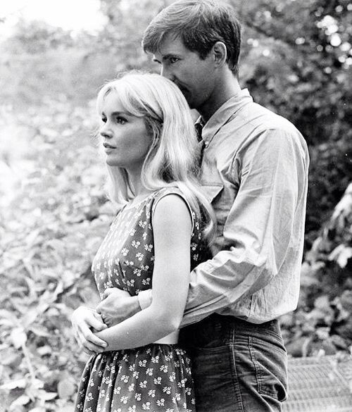 Anthony Perkins and Tuesday Weld❤️