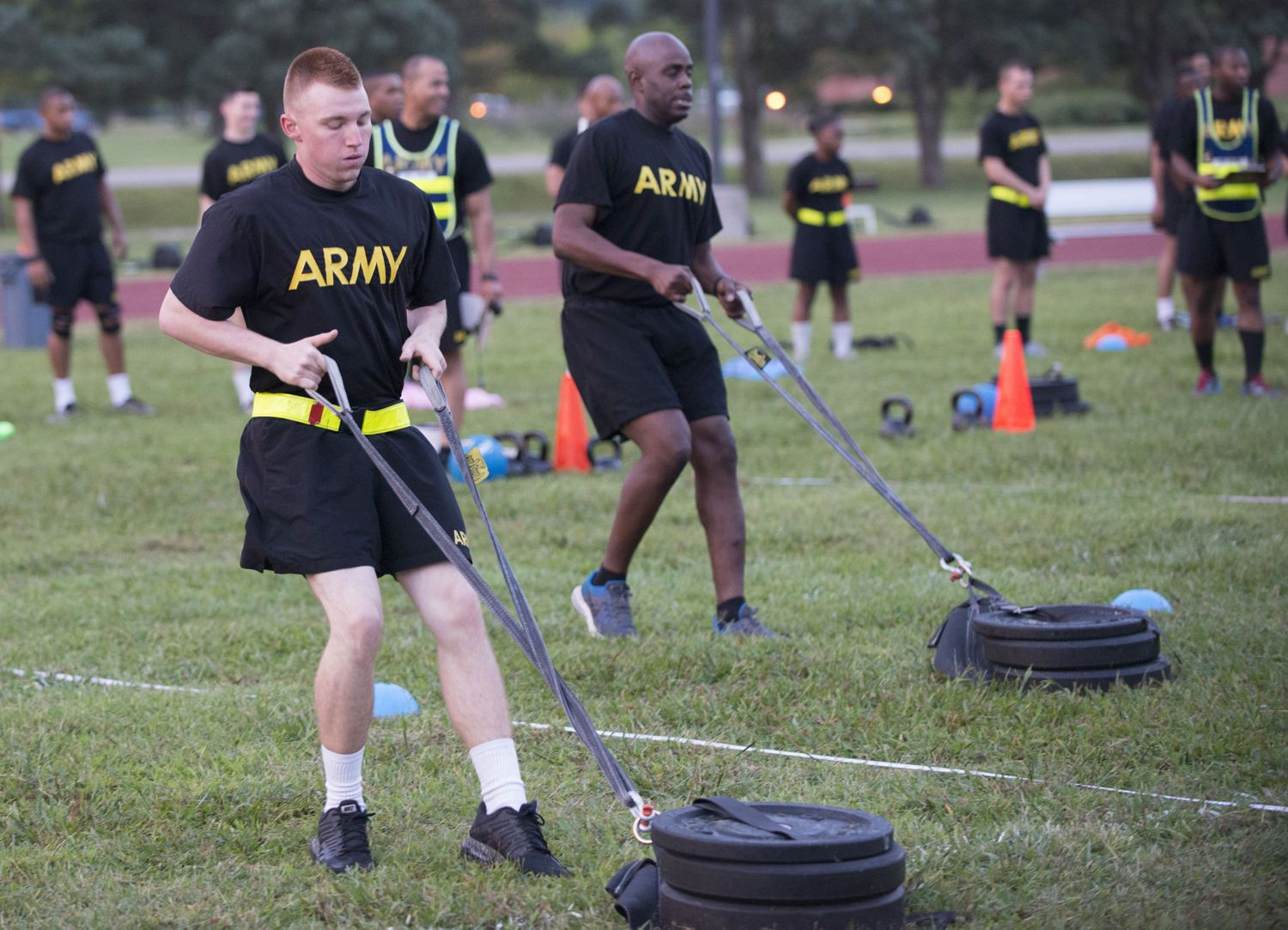Combat ready new army test aims to better assess fitness