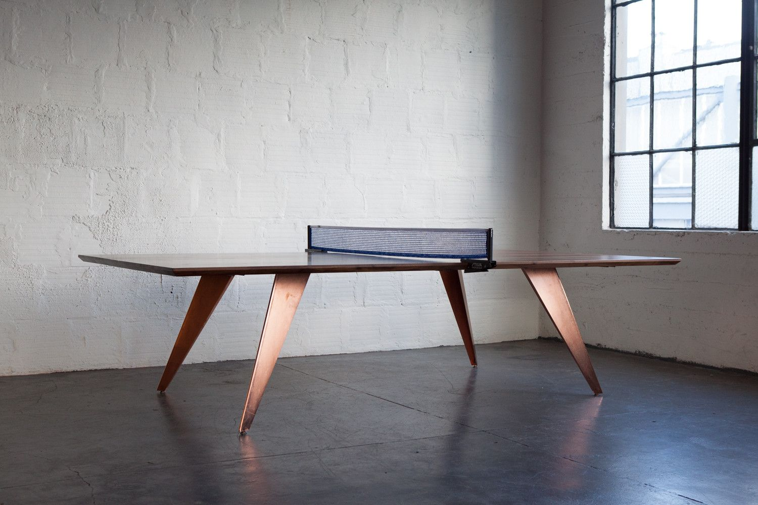 TGM Exclusive PingPongConference Table Cool Stuff Pinterest - Table tennis conference table