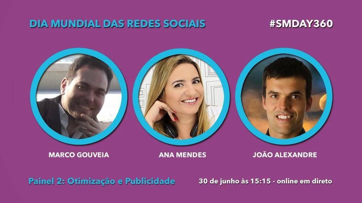 Dia Mundial das Redes Sociais 30 Junho 2014, painel 2. #smday360.