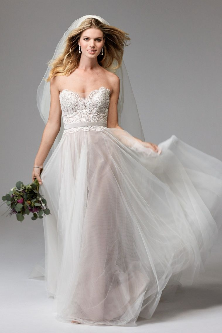Della (Beaded) #17711B gown by WTOO. Find this dress at Janene\'s ...