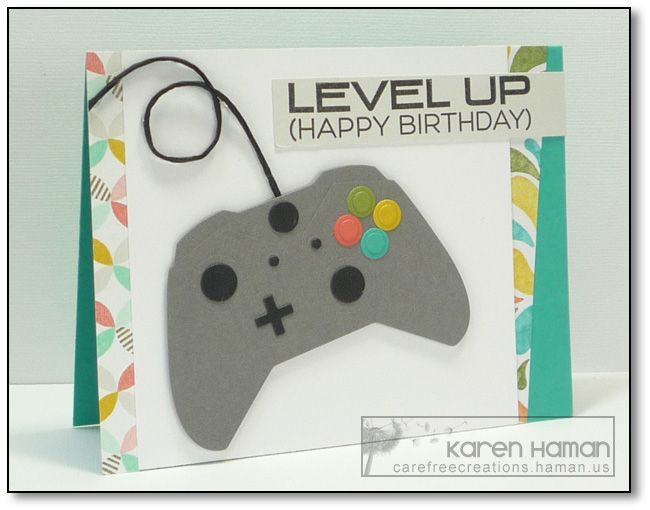 Level Up   by karen @ carefree creations
