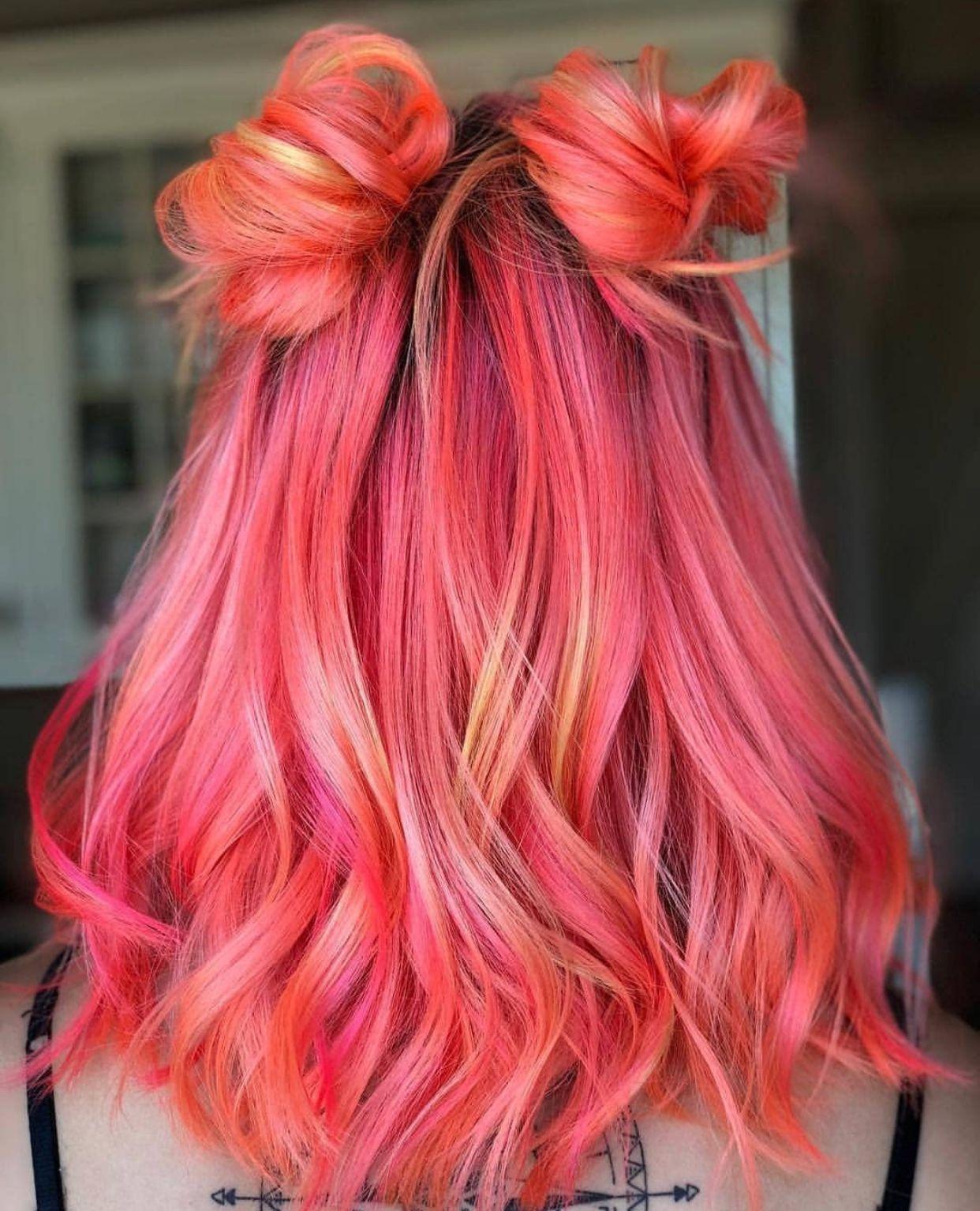 Pin By Chloebabyxoxo On Fashion Hair