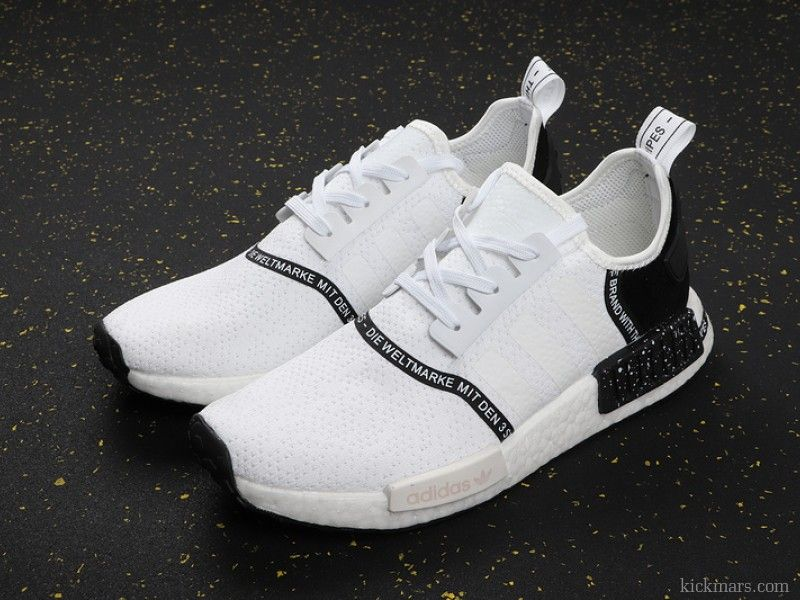 Adidas NMD R1 Speckle Pack White EF3326