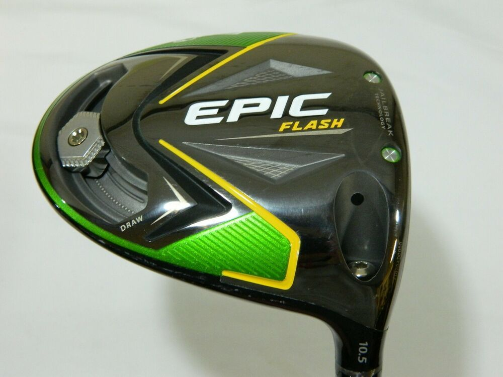 callaway epic flash driver used
