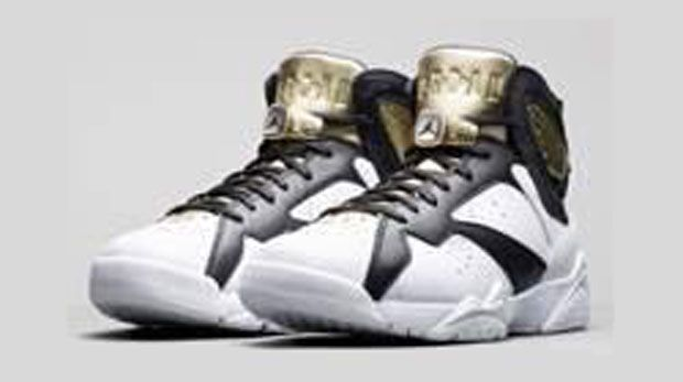 men air jordan retro vii 7 champion pack