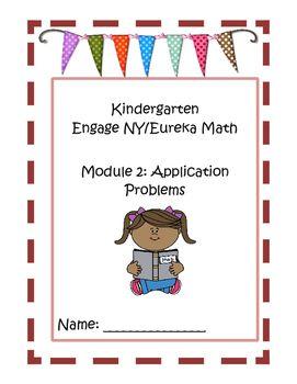Kindergarten Eureka/Engage NY Math Module 2 Application
