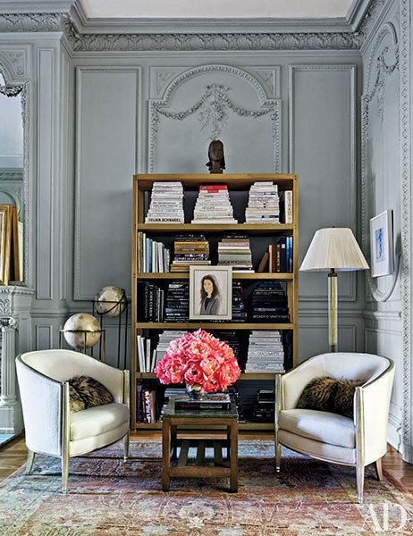 Fashion Designer Adam Lippes S Historic Duplex In New York The Mix