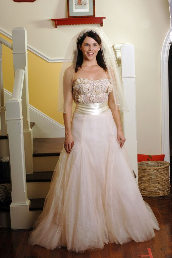 Kelly Kapowski Wedding Dress