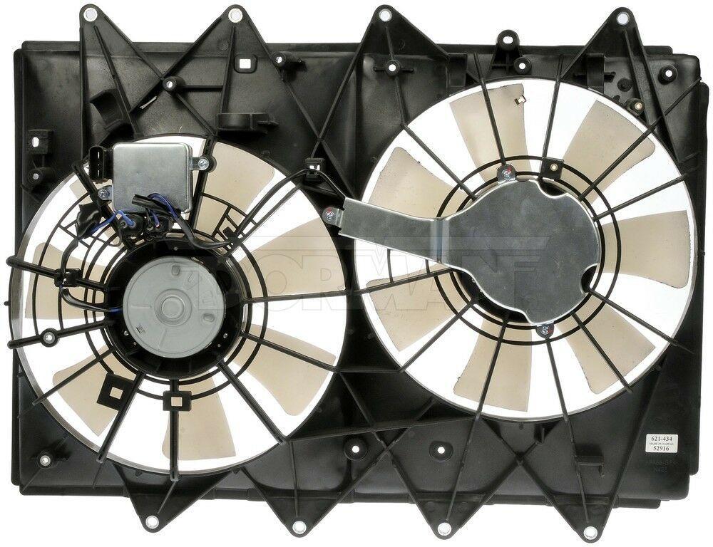 Ebay Sponsored Engine Cooling Fan Assembly Dorman 621 434 Fits 08