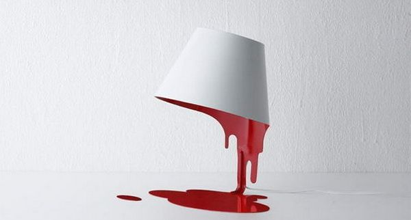 Life Will Be Brighter Review Of Unusual Lamps Lampstand Pinterest - Unusual bedroom lamps