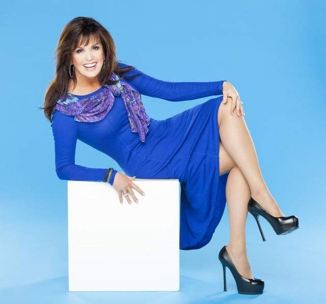 Marie Osmond for USA Weekend | Osmonds | Pinterest | Marie osmond ...