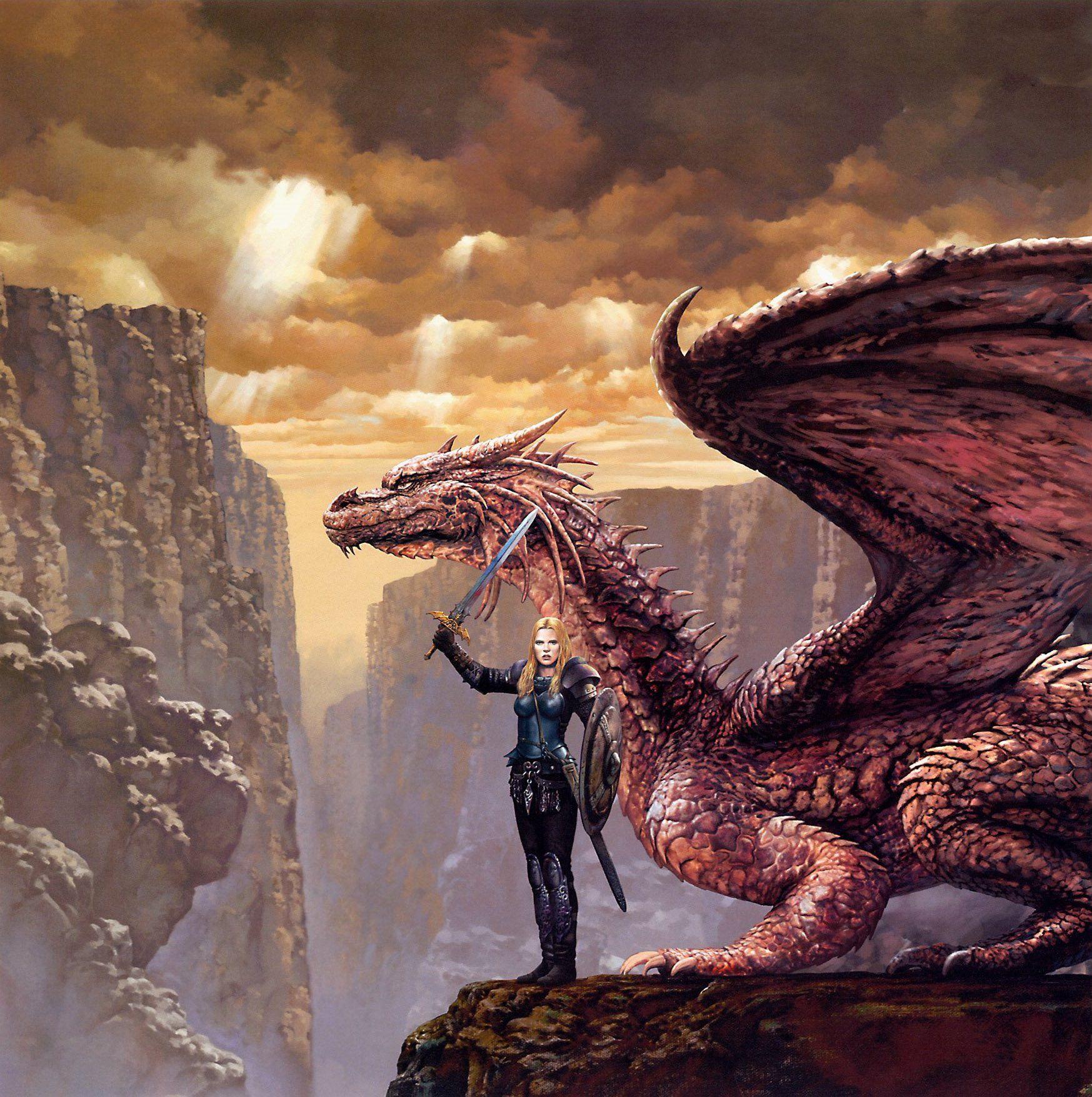 ciruelo cabral - xadel the dragon rider