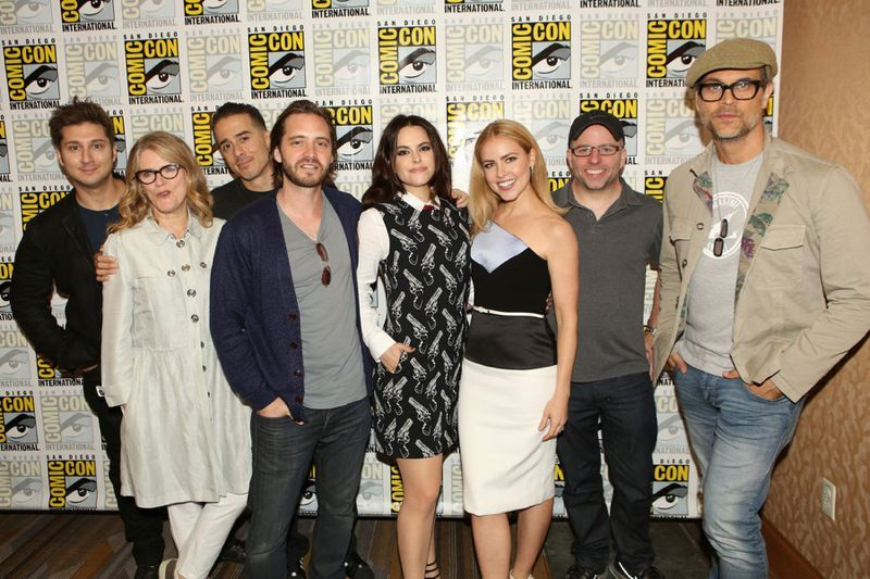 12 MONKEYS Comic-Con Interviews With Aaron Stanford