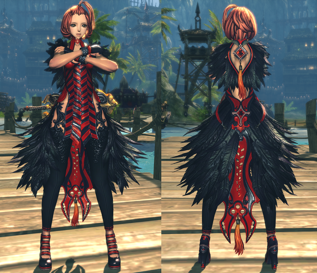 Jin Outfit Blade And Soul Outfits Blade And Soul Comics Artist