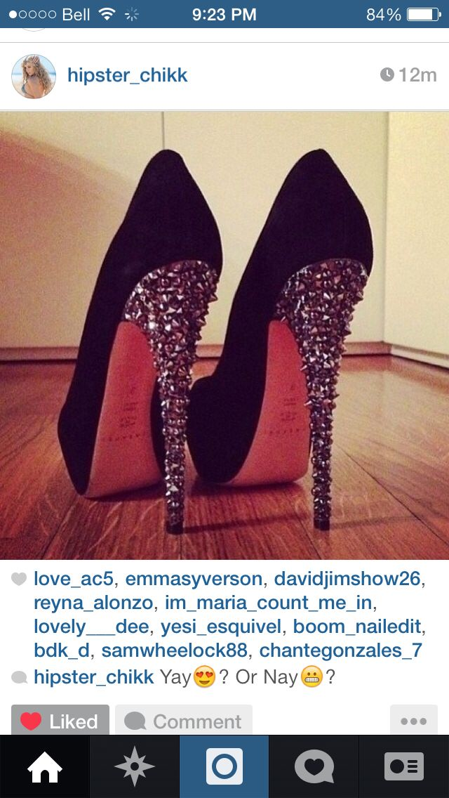 Dangerous..................I totally want them