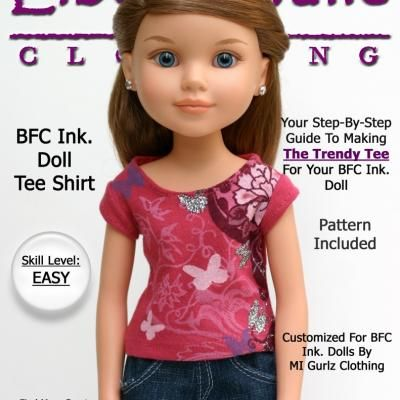 Free Printable Doll Clothes Patterns {Free Sewing Patterns} | Free ...